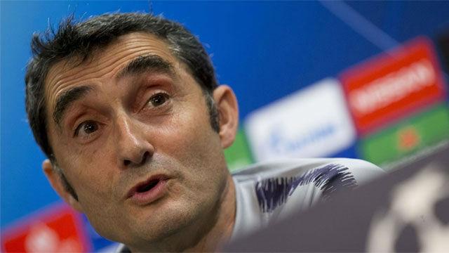 Valverde: Firmo una final contra el Madrid