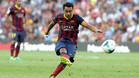 Xavi Hernández, un especialista en asistencias y jugadas a balón parado