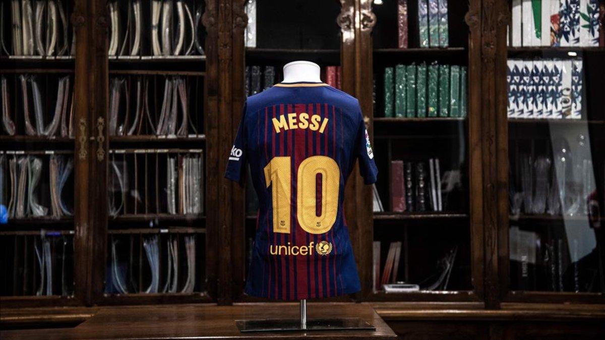9eac05e443ca3 Filtran la nueva camiseta del FC Barcelona