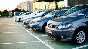 Uno de cada cuatro coches comprados por empresas de renting son españoles.