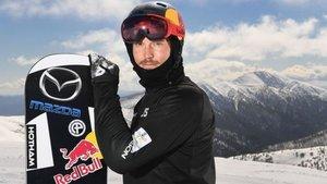 Alex Pullin, campeón de snowboard