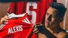 El cariñoso mensaje de despedida de Alexis Sánchez