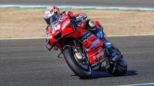 Andrea Dovizioso debe dar un paso al frente con su Ducati