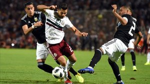 Argentina venció dos veces en menos de una semana a México