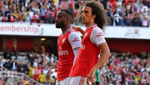 El Arsenal rozó la remontada en una espectacular segunda mitad