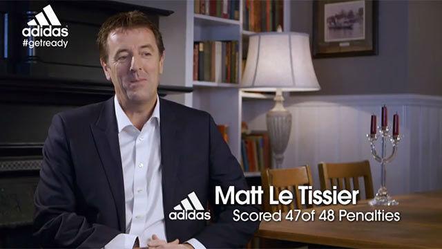 Así explicaba Le Tissier cómo lanzar penaltis