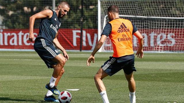 Así fue el tercer día de pretemporada del Real Madrid