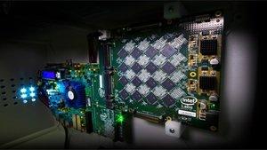 Así es Intel Pohoiki Beach, el procesador neuromórfico
