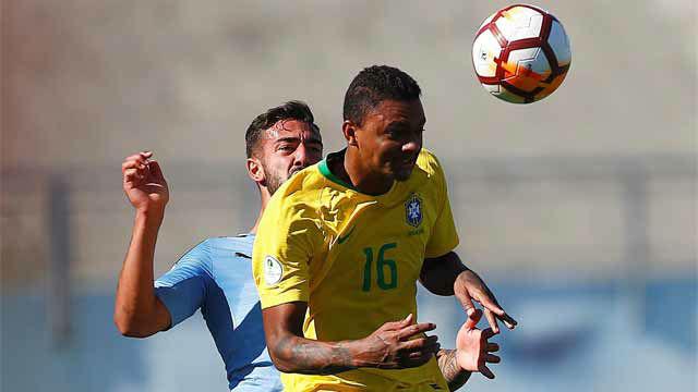 Así juega Luan Cándido, lateral izquierdo del Palmeiras que observa el Barça
