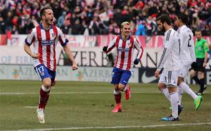 El Atlético destroza al Real Madrid