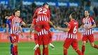 El Atlético de Madrid y el Sevilla son los únicos clubes en vencer en sus dos enfrentamientos de esta temporada