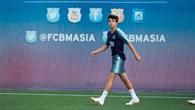 El FC Barcelona ya prepara el inicio de temporada con todos sus efectivos
