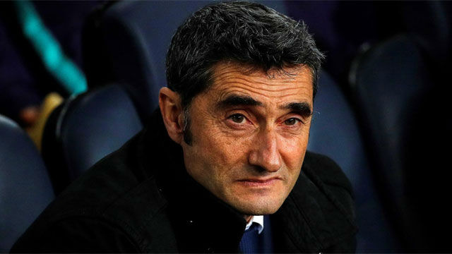 Valverde not anxious about Levante's Copa appeal