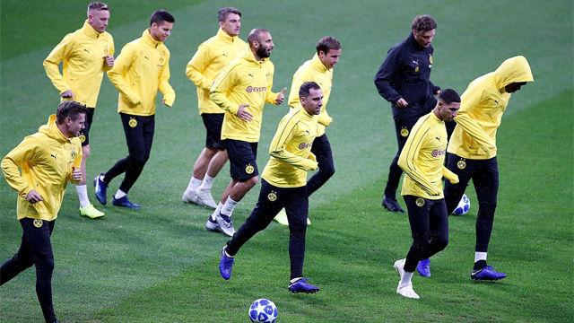 El Borussia Dortmund prepara su asalto al Wanda