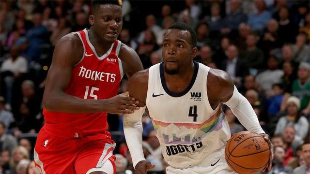 Capela mantiene ganadores a los Rockets