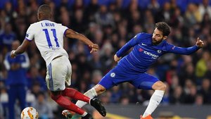 Cesc Fàbregas ha jugado en la Europa Legue para coger ritmo con el Chelsea