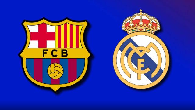 Contra el Madrid con Malcom y sin Messi
