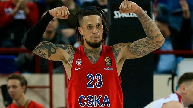 El CSKA vence al Olimpia Milán en Kaliningrado