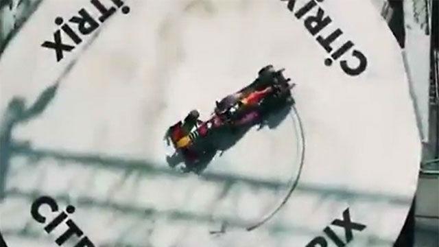 El curioso spot de Red Bull