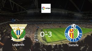 Depleted Leganés stunned by Getafe with a 0-3 at Estadio Municipal de Butarque