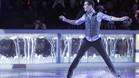 El deportista español busca en Finlandia su tercer título consecutivo