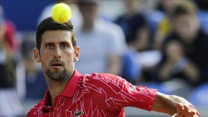 Djokovic, presidente de los jugadores ATP