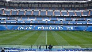El estadio Santiago Bernabéu cambiará su actividad durante unas semanas