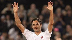 Federer sólo jugará en tierra en Roland Garros