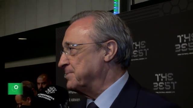 Florentino Pérez: Modric lleva años siendo el mejor