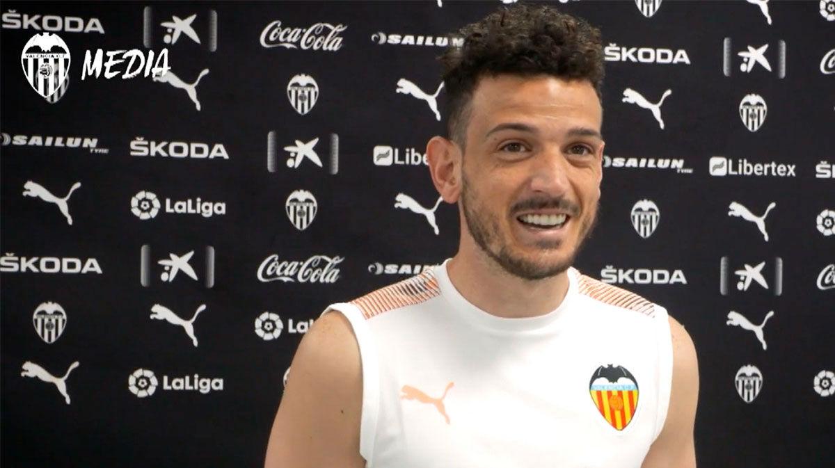 Florenzi: Tengo ganas de demostrar lo que puedo hacer