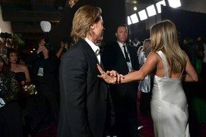 La foto más buscada de Jennifer Aniston y Brad Pitt es ya una realidad
