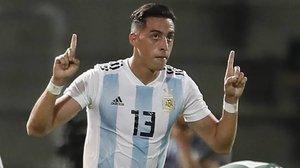 Funes Mori ha sido convocado a la Selección Argentina