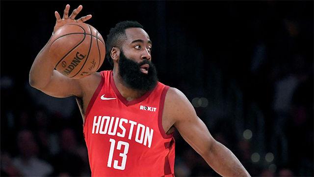 Harden lidera a los Rockets en la victoria ante los Clippers (102-93)