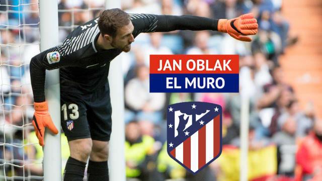 Jan Oblak, el muro de Europa