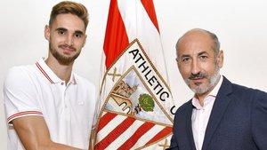 Jokin Ezkieta ya es jugador del Athletic