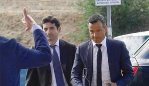 Jorge Mendes, representante de futbolistas