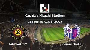 Jornada 10 de Liga Japonesa J1: previa del duelo Kashiwa Reysol - Cerezo Osaka