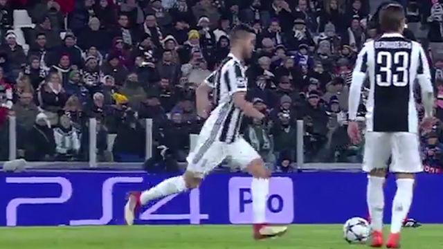 LACHAMPIONS | Juventus - Tottenham (2-2): La gran asistencia de Pjanic en el gol de Hiuguaín