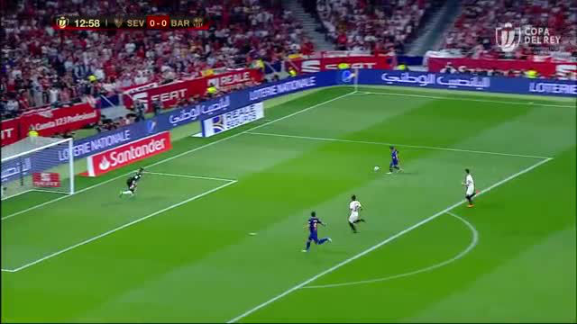 LACOPA | SEVILLA - FC BARCELONA (0-5)