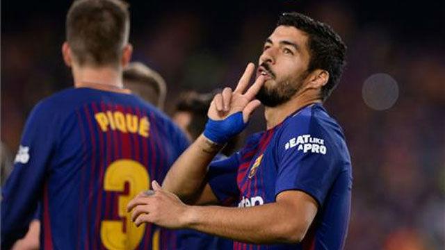 LALIGA | FC Barcelona - Real Madrid (2-2): Luis Suárez abrió el marcador en El Clásico