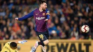 Leo Messi, un jugador inadjetivable.