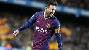 Leo Messi volverá al equipo en el Barça-Manchester United de este martes en el Camp Nou