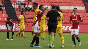 Los árbitros de Segunda se concentran en Lloret de Mar