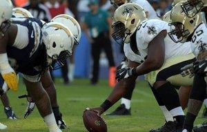 Los Saints buscan empatar en el liderato divisional a Panthers y Bucs
