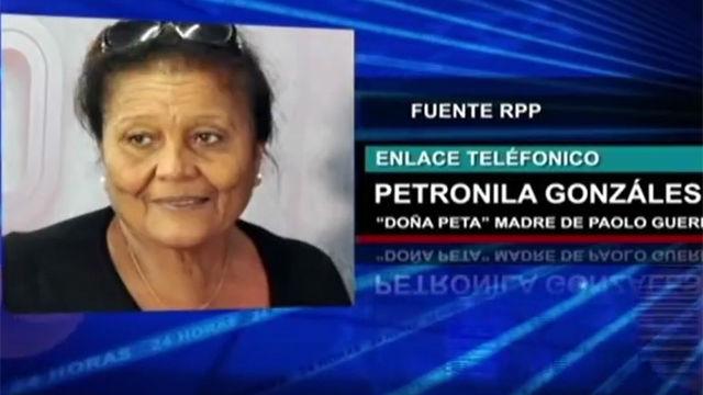 La madre de Paolo Guerrero explota tras la sanción a su hijo