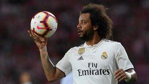 Marcelo no quiere nuevos jugadores en el Madrid