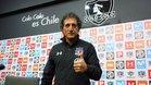 Mario Salas llegó a Colo Colo luego de campeonar con Sporting Cristal