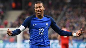 Mbappé está llamado a marcar una época con Francia