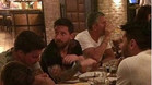 Messi, junto a los suyos, en las Bahamas