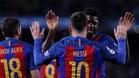 Messi, Umtiti y Jordi Alba están apercibidos